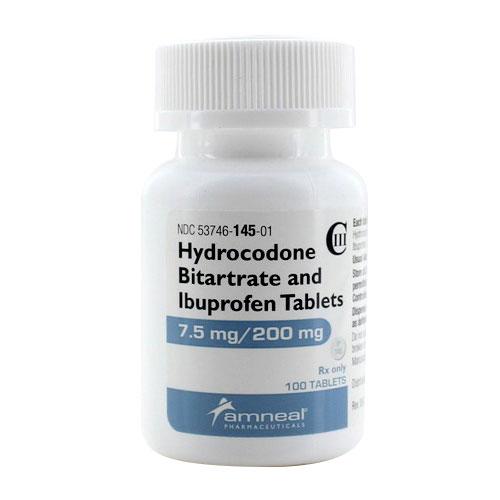 Buy Vicoprofen Online